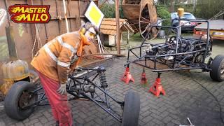 Offroad buggy cut in half!?