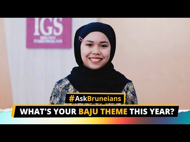 Ask Bruneians: What's your Baju theme this year?