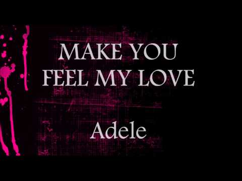 Make You Feel My Love - Adele || Lower Key Karaoke (-2)