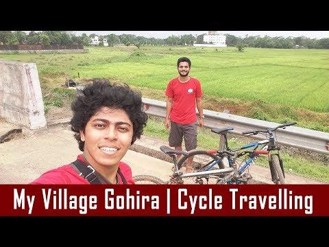 Chittagong to Raozan (Gohira) my Village | Cycle Travelling