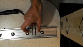 видео Изготовляем светодиодный светильник для аквариума своими руками