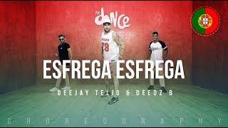 Esfrega Esfrega - Deejay Telio & Deedz B| FitDance Life (Coreografía) Dance Video