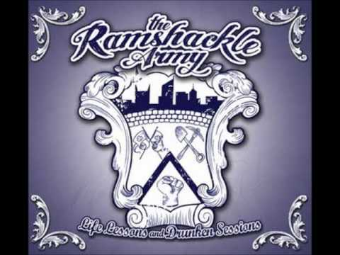 The Ramshackle Army - The Fire Is Burning