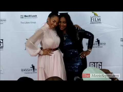 Ashanti receives Catalina Film Festival Avalon Award - September 29, 2018