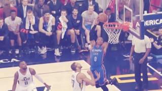 NBA MVP Race 2016 - 2017 Season Mix ᴴᴰ