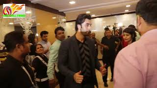 Alia Bhatt, Ranbir  Kapoor and Karan Johar at Mami Film Festival Movie Mela