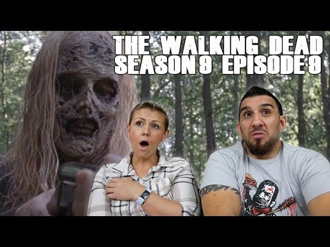 The Walking Dead Season 9 Episode 9 Adaptation Mid-Season Premier REACTION!!