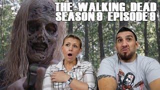The Walking Dead Season 9 Episode 9 'Adaptation' Mid-Season Premier REACTION!!