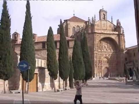 Peter Marshall's Spain 1 Part 9 Salamanca 2