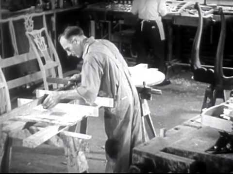 The Woodworker (1940)