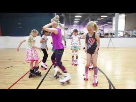 Roller Dance Owl Skate School, Vancouver BC/ Canada. Music: Mr.President - Coco Jambo