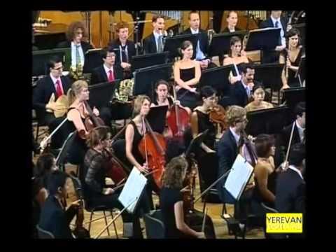 Schleswig-Holstein Festival Orchestra/Christoph Eschenbach in Yerevan