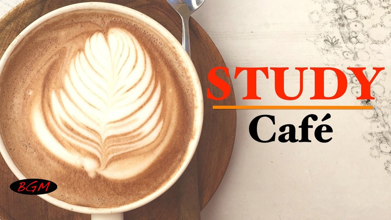 Music For Study - CAFE MUSIC - Relaxing Jazz & Bossa Nova Music - 3Hours