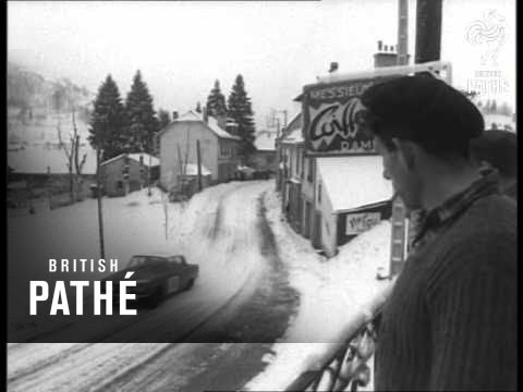 Monte Carlo Rally (1965)
