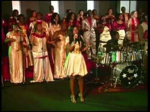 Bow Down And Worship Him - Shenaka (LEADING CHOIR)