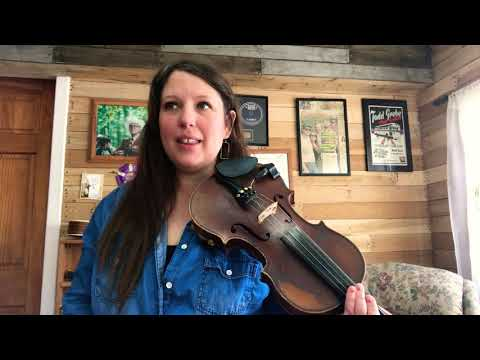 Road To Lisdoonvarna | Practice Video | You Can Teach Yourself Fiddling By Craig Duncan