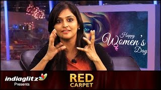 Vijay Sethupathi's 'Gundaathi'- Remya Nambeesan interview  |  Women's Day special
