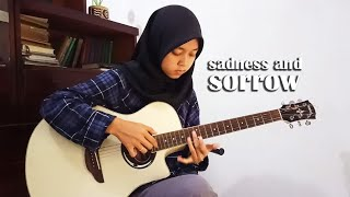 Download Mp3 Naruto Ost - Sadness And Sorrow | Fingerstyle Guitar Cover By Lifa Latifah
