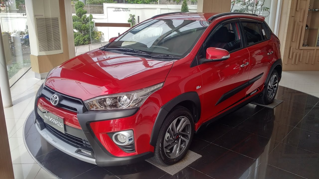 Toyota Yaris Trd Heykers Harga New Sportivo In Depth Tour Indonesia Youtube
