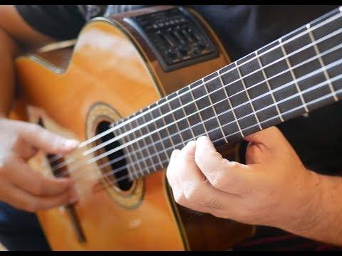 Adelita Mazurka  Francisco Tarrega  NBN Guitar