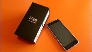 Смартфон Black Fox B3Fox+ обзор
