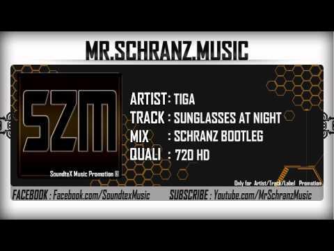 Tiga - Sunglasses At Night (Schranz Bootleg) [HD]