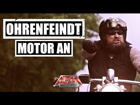 OHRENFEINDT - Motor An (2015) // Official Music Video // AFM Records