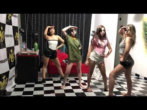 Os 4 Movimentos Coreografia
