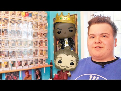 """""""The Biggest Collection of Funko Pop Rocks I&39;ve Ever Seen"""""""