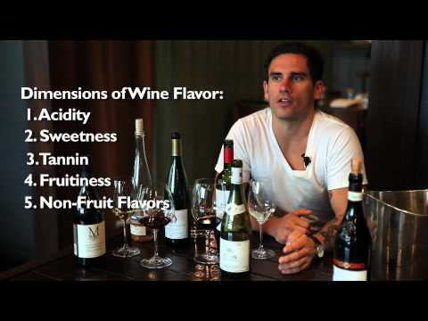 Wine's Cool - Class 1: Basics of Wine