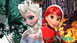 Elsa y Anna - Bring me to Life - ❄️Hielo y Fuego🔥