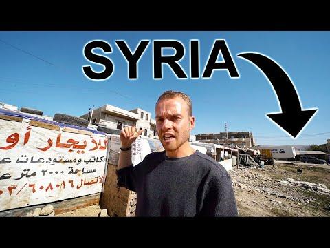 LIFE AT SYRIA BORDER (During Pandemic 2020)