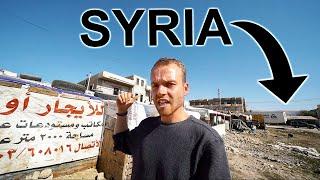 LIFE AT SYRIA BORDER (During Pandemic)