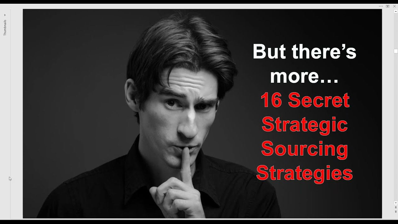 Procurement Training For Your Purchasing Career Cpsm Youtube