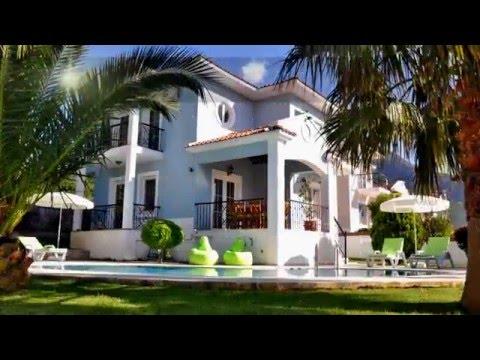 Holiday Villa for Rent Hisarönü, Turkey - Mavi Villa