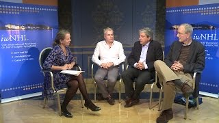 iwNHL 2015 roundtable: Biology of diffuse large B-cell lymphoma