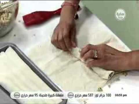 برنامج حلو وحادق مع سالى فؤاد من قناة CBC سفرة