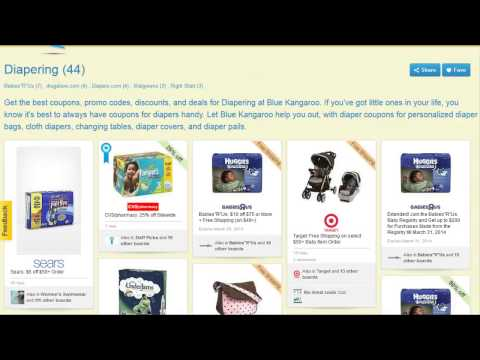 How To Find Cheap Designer Diaper Bags and Diaper Product Coupons