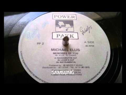 Michael Ellis - Memories Of You & 2nd Cut & Dub