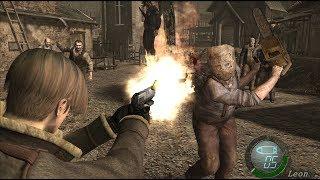 RESIDENT EVIL 4: Dublado e Legendado (PS2) Capítulo [1-1]