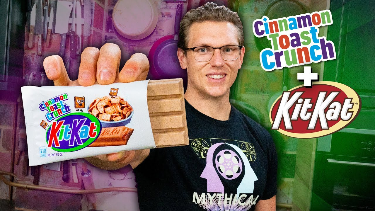Cinnamon Toast Crunch Kit Kat: Should This Snack Exist?