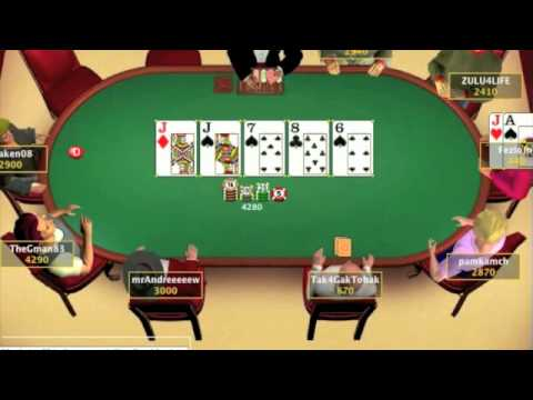 Poker Tournament Walkthrough / Tutorial (p. 1/4)