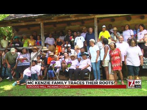 Family Celebrates History At Hagood Mill In Pickens