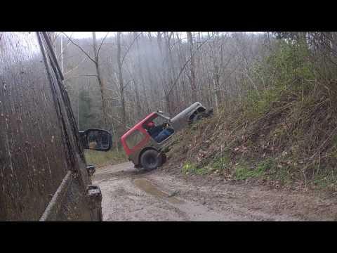 Jeep Adventure in East Lynn March 2017
