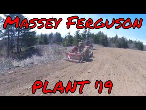 PLANT 2019 - MASSEY FERGUSON - BRILLION SEEDER