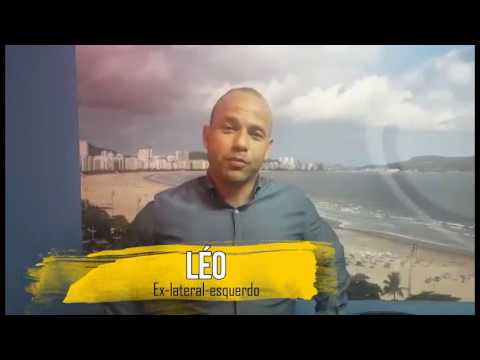 Histórias da Vila Belmiro - Léo convoca torcida para o livro dos 100 anos