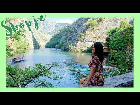Discover Skopje Macedonia