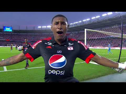 Junior 2 - 2 América - Vuelta de cuartos | Win Sports