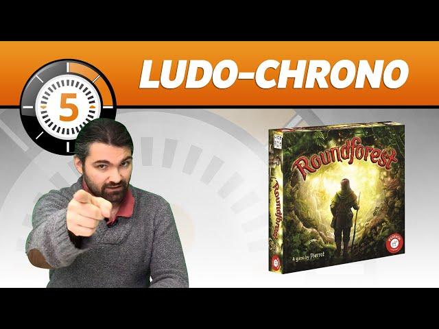 Ludochrono - Roundforest