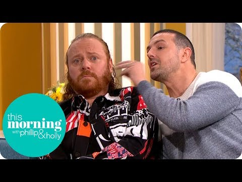 Keith Lemon Reveals The Challenge He'd Never Accept On Celebrity Juice | This Morning